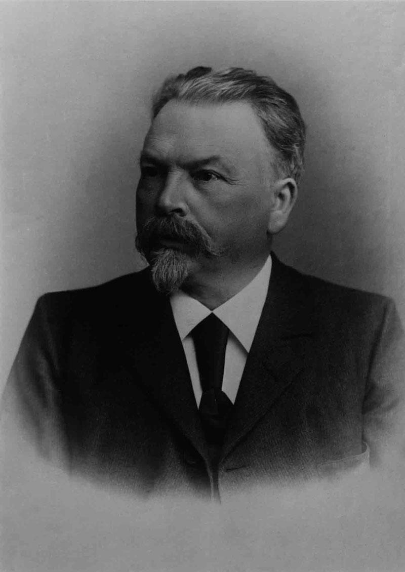 Firmengründer: Friedrich Hoerning