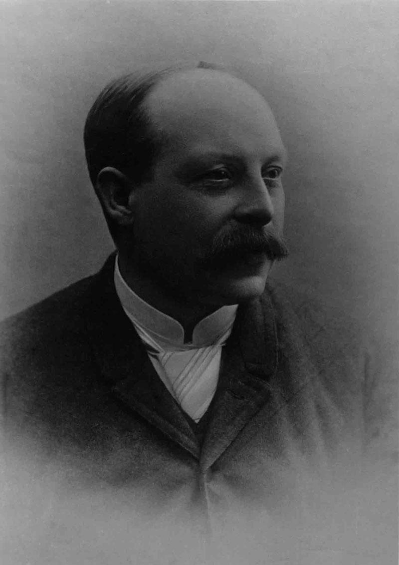 Firmengründer: Louis Mahrt