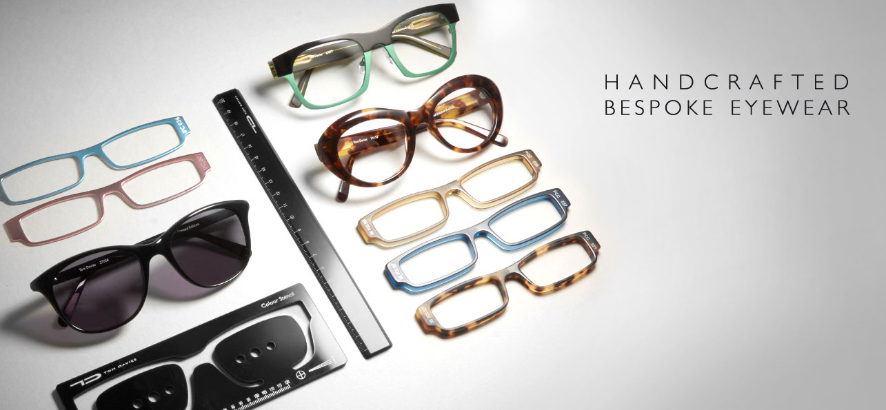 Tom Davies Brillenfassungen - individueller geht es nicht - mahrt ...